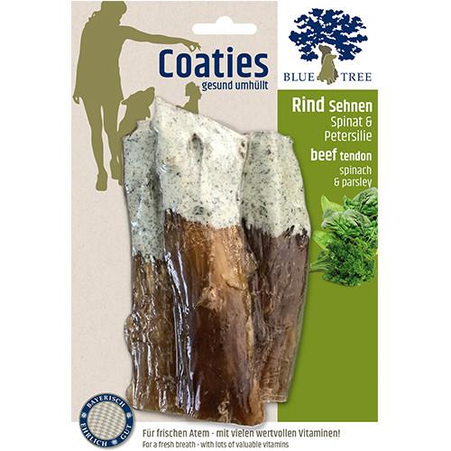 Tendón de ternera de espinacas y perejil Blue Tree