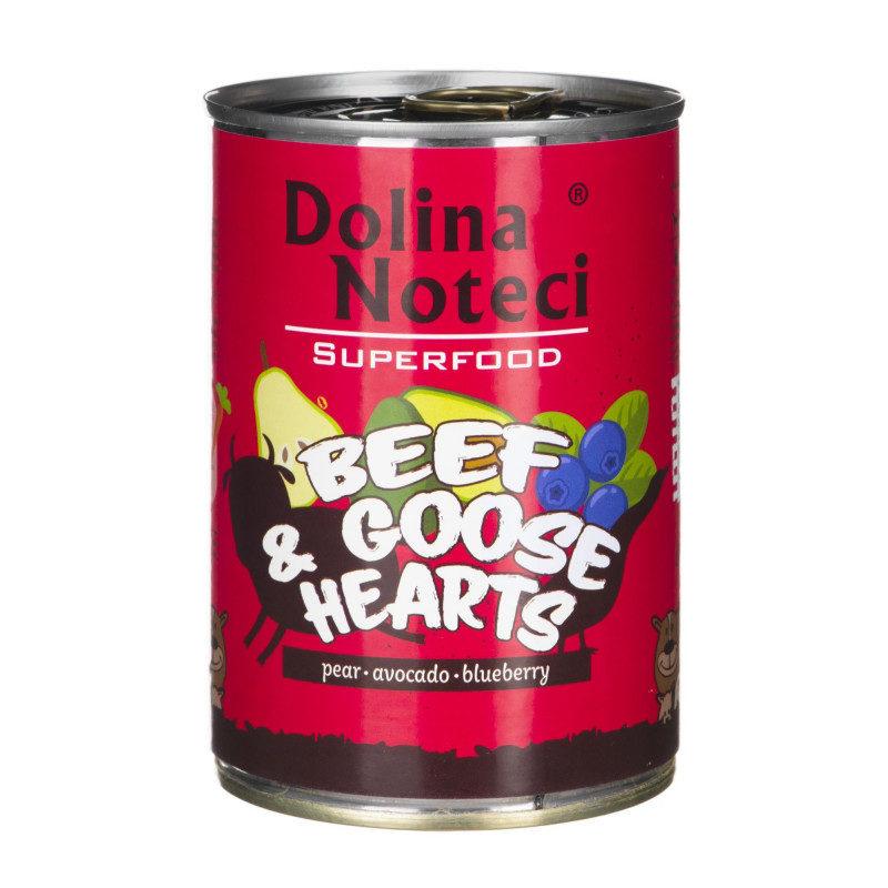 comida húmeda para perros Dolina Noteci