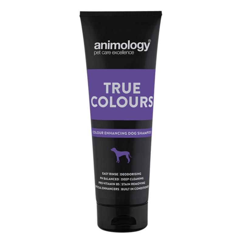 Champú para perros True Colors (Pelazo) 250 ml.