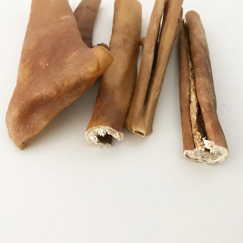 Snack natural de piel de caballo