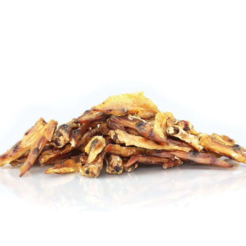 Snack Natural para perros de Alitas de Pollo 100 gr