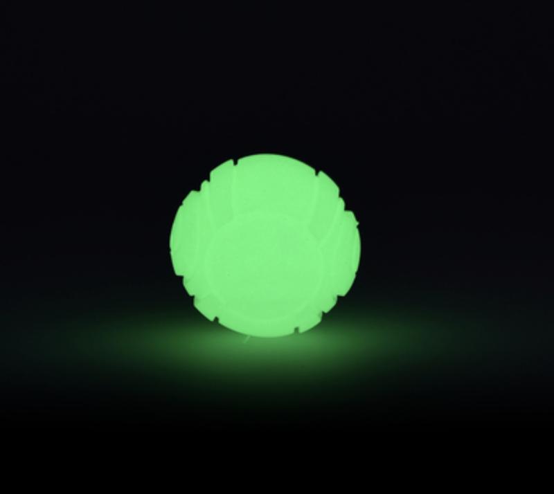 pelota fosforito perros