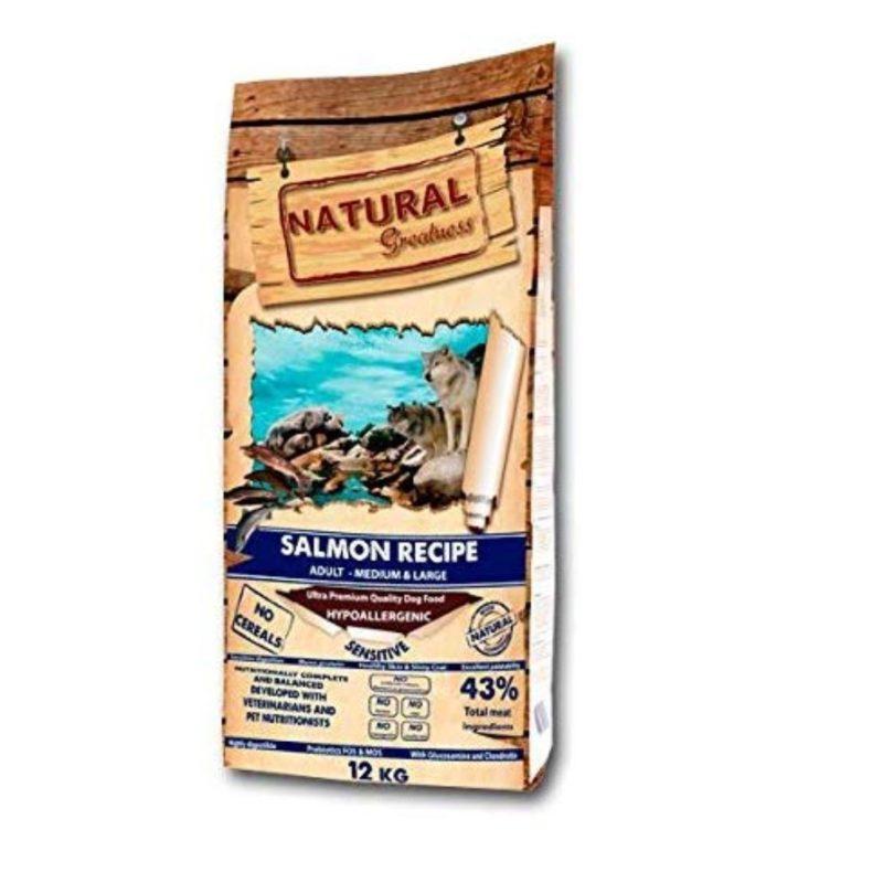 pienso natural greatness de salmon
