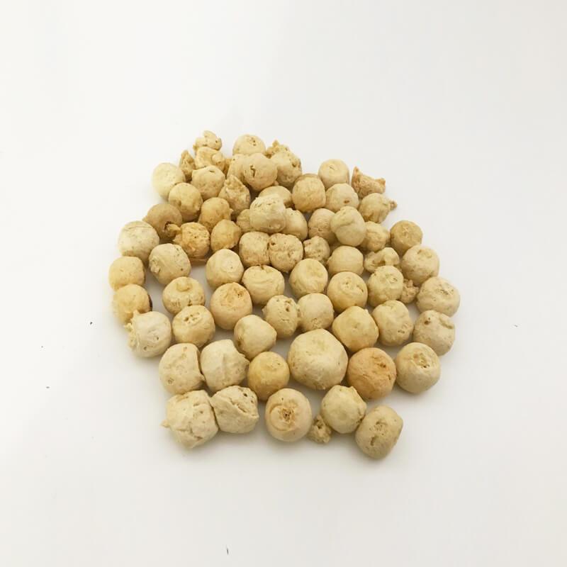 snack natural de albondigas de ternera