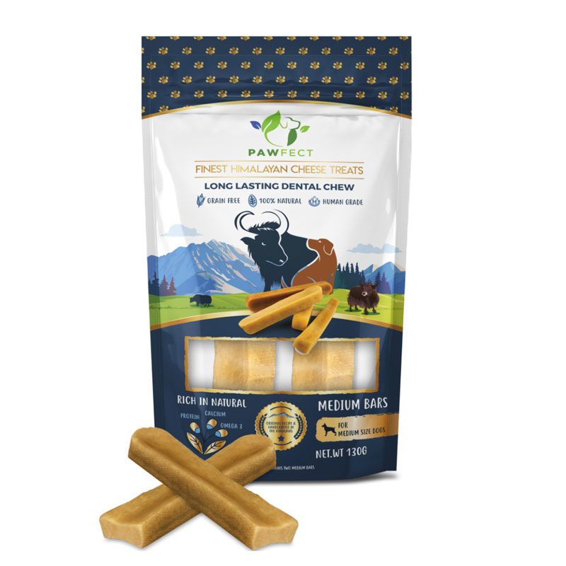 Snack natural barrita del himalaya