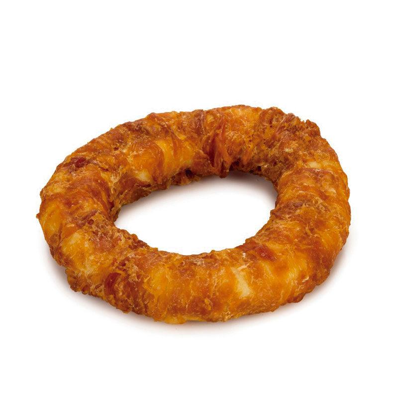 snack natural donut de pollo