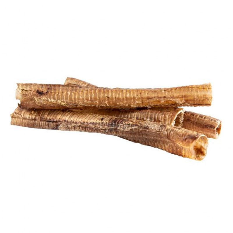 snack natural de traquea de avestruz