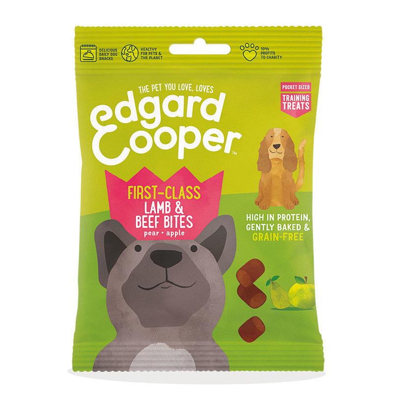 bocaditos de cordero y vacuno Edgard&Cooper