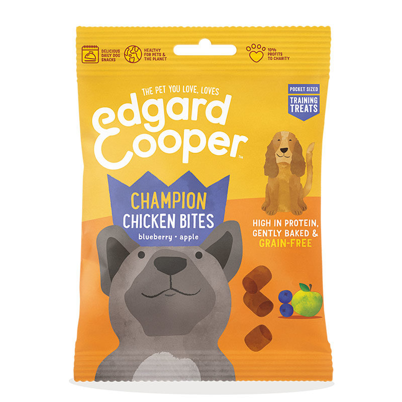 bocaditos de pollo edgard & cooper