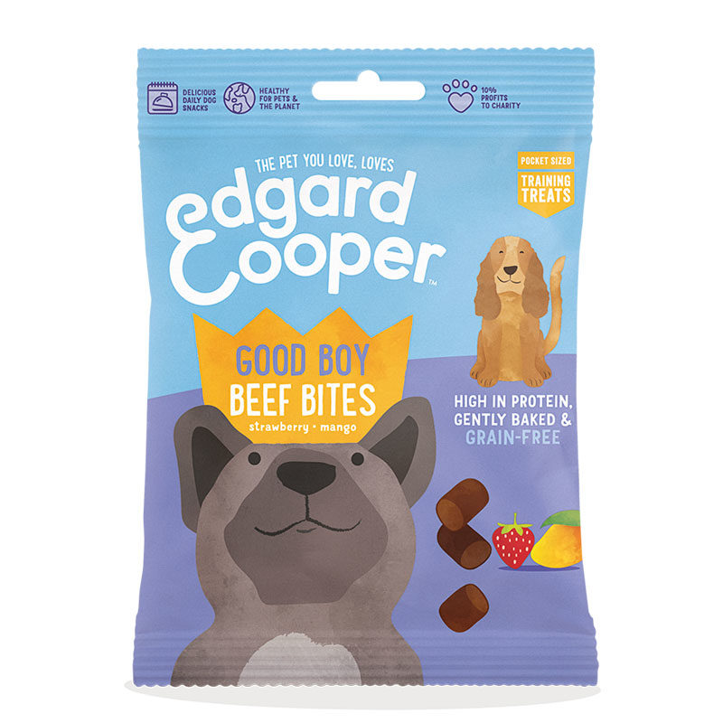 bocaditos de ternera de Edgard & Cooper