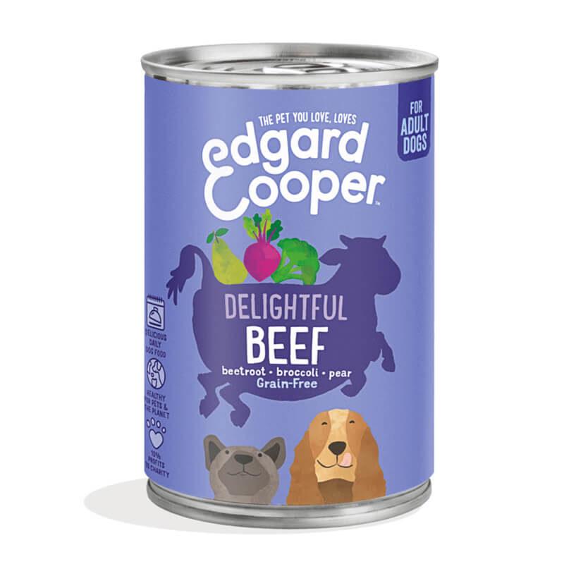 Lata Edgard&Cooper de ternera