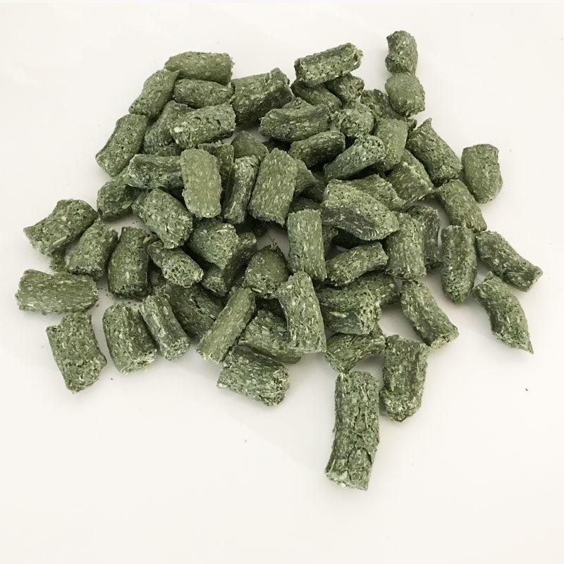 snack bocaditos de verduras y spirulina