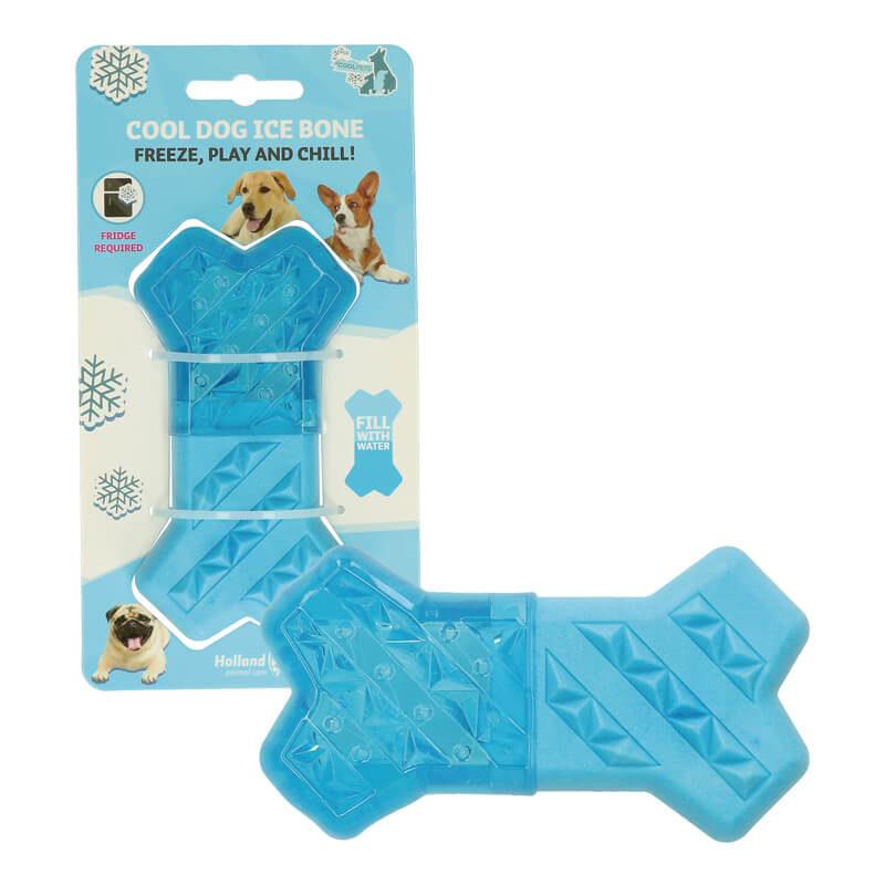 juguete perro de verano hueso congelable