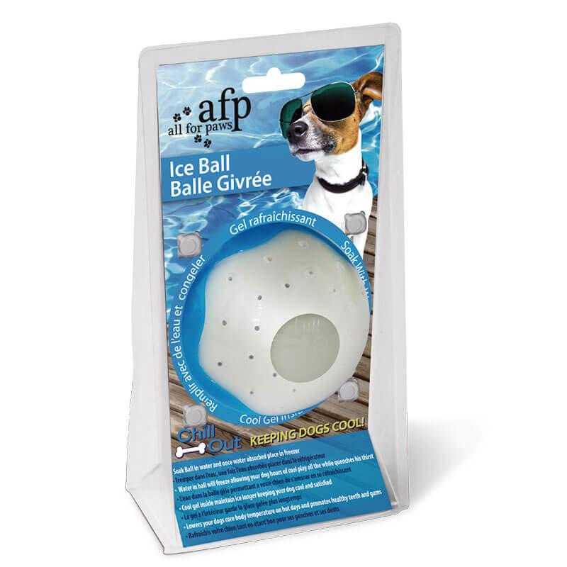 pelota congelable para perros
