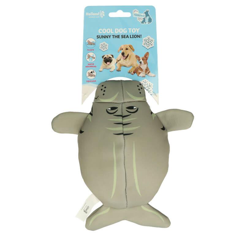 peluche flotante sunny la foca