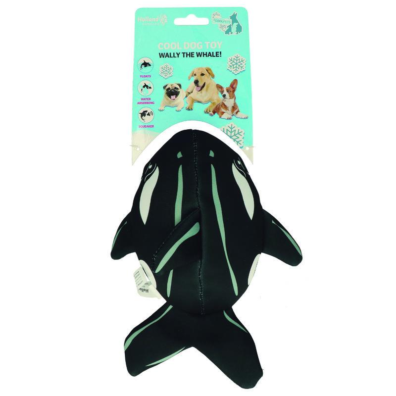 Peluche flotante ballena
