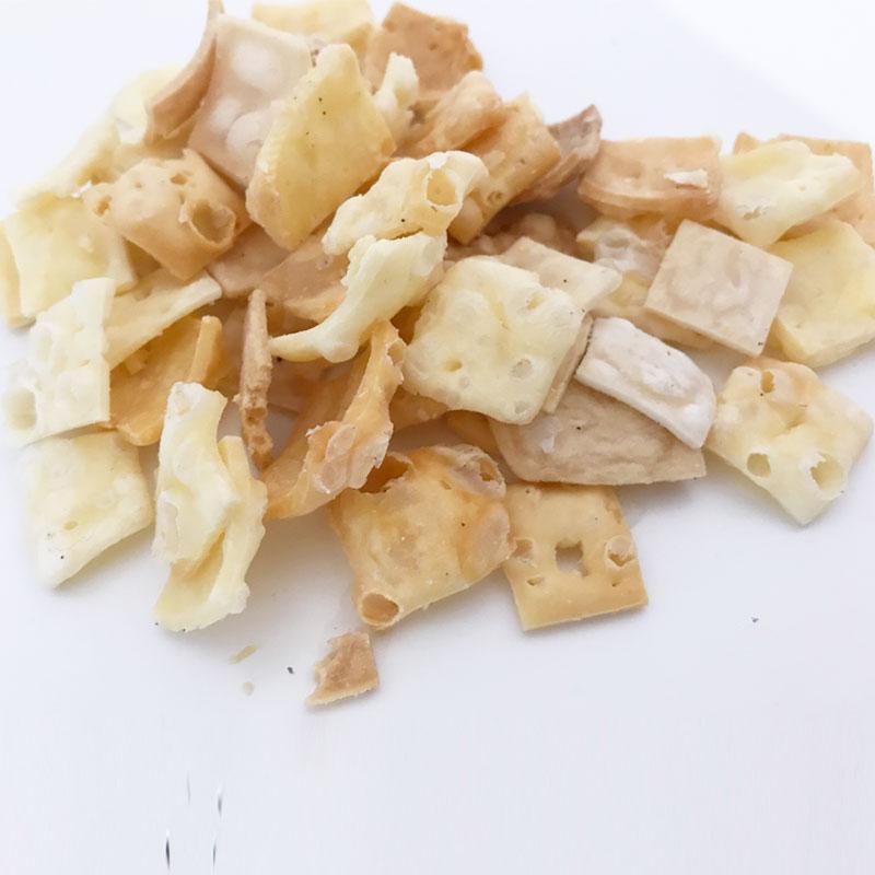 snack perro queso