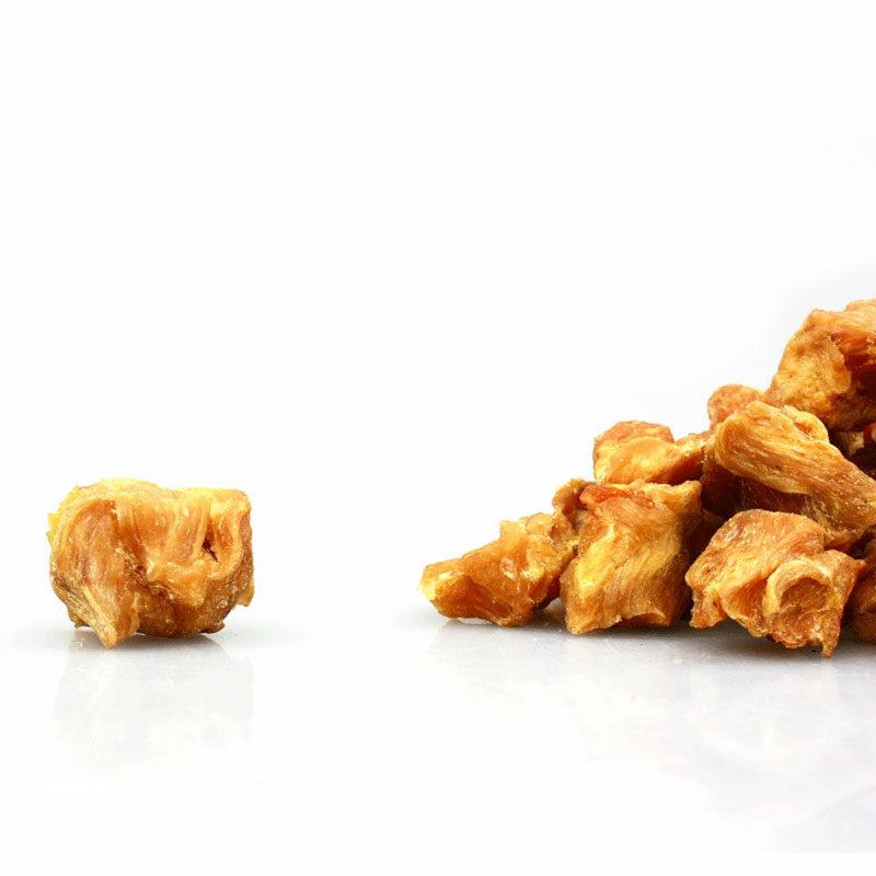 Snack de nugget de pollo