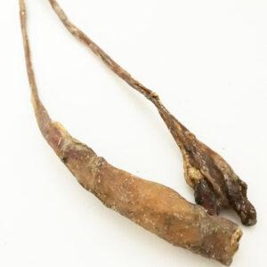 snack natural tendón de avestruz