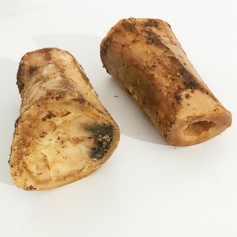 Snack natural hueso de caballo con tuétano