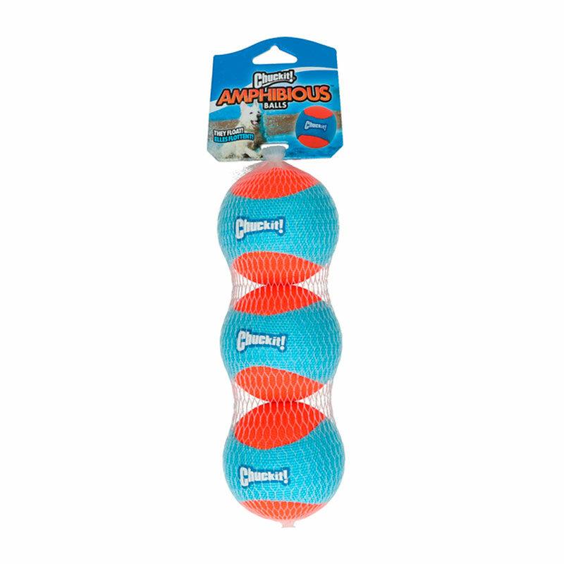 Amphibious ball pelota acuática perros chuckit