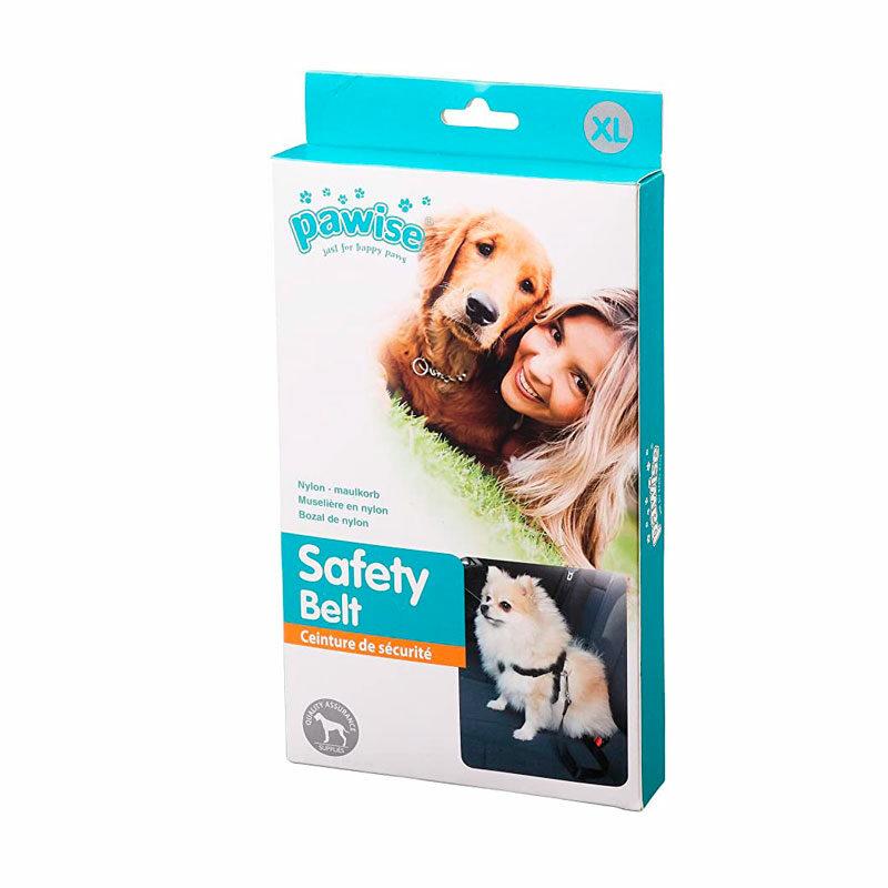 cinturón de seguridad con arnés perro coche