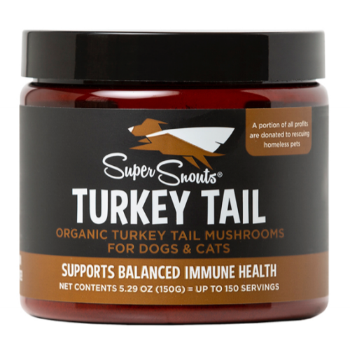 turkey tail suplemento