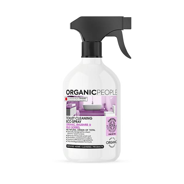 Organic People Limpiador de WC ecológico