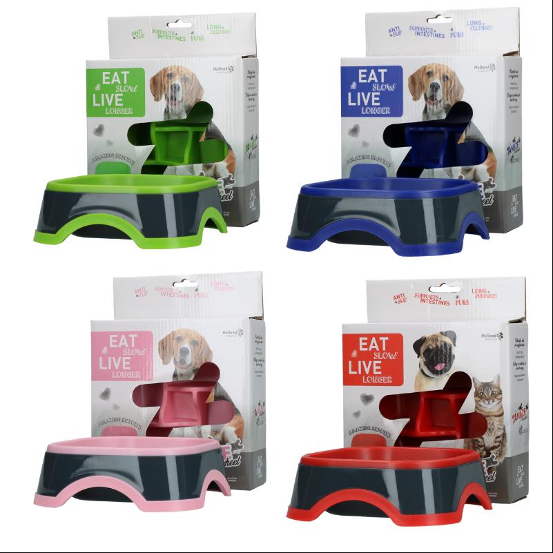 Comedero interactivo para perros eat slow