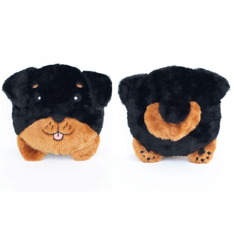 Squeaky bun zippy paws rottweiler
